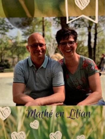 Mathé en Lilian